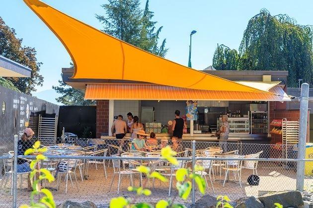 Freibad Badi-Kiosk